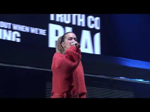 Rita Ora at Key 103 Live - Anywhere