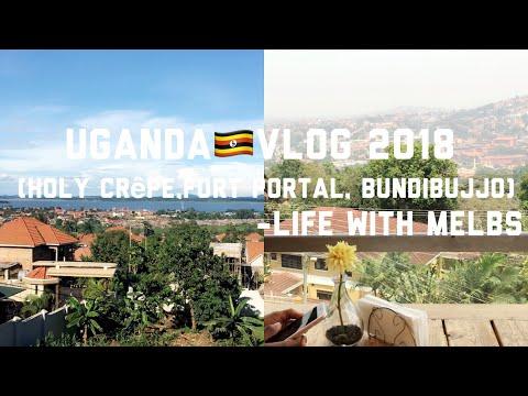 Uganda vlog 2018-April