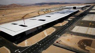 إسرائيل تفتتح مطاراً قرب العقبة والأردن تعتبره انتهاكاً لسيادتها…