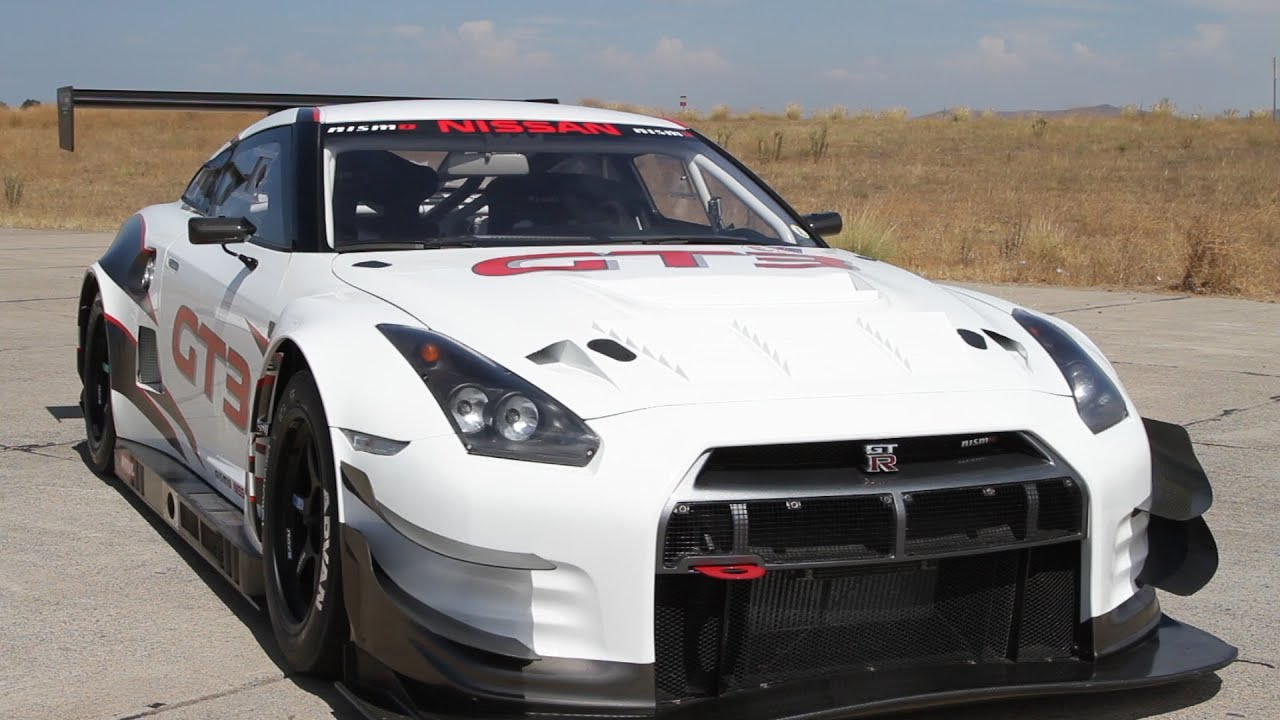 What It S Like To Sit Shotgun In The Nissan Gt R Nismo Gt3