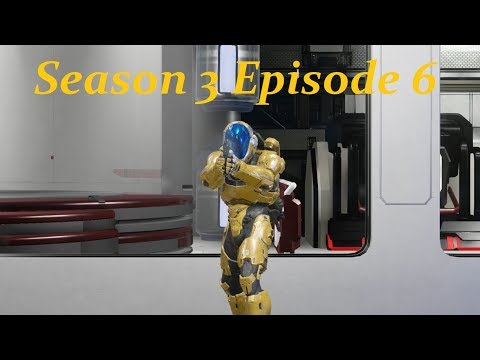 Gold Squad Season 3 Episode 6: Where Your Loyalty Lies (Halo 5 Machinima)