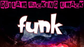 Funk Guitar Backing Track (Gm7/C7) | 90 bpm - MegaBackingTracks