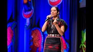 Lyla June - Nihimá Nahasdzáán: Healing Women and Nature Through a Diné (Navajo) Lens | Bioneers