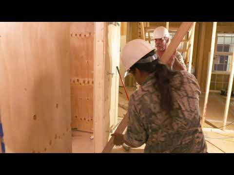Constructing a Wood Tornado Shelter (5 of 6)
