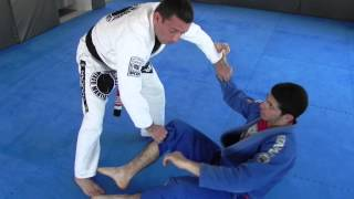 five attacks passing the guard