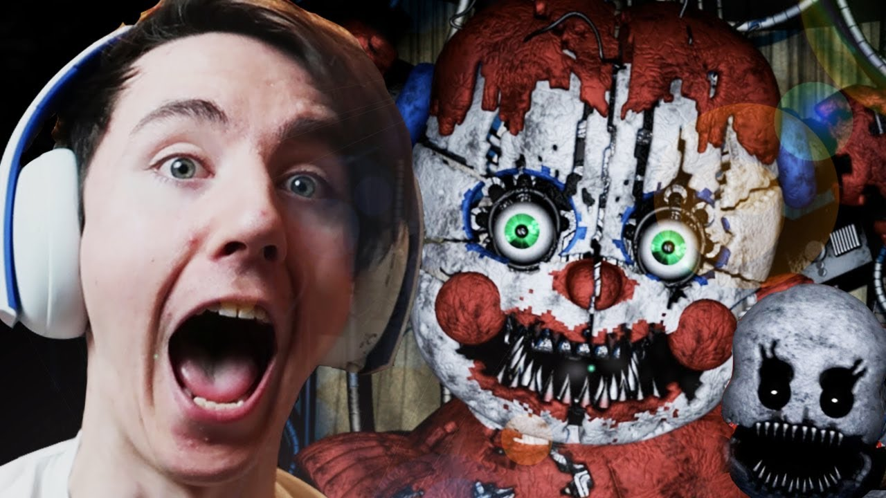 THIS IS A TRUE NIGHTMARE! || Baby's Nightmare Circus - Dawko