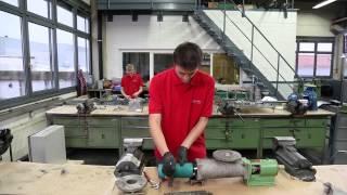 Ausbildung zum Industriemechaniker