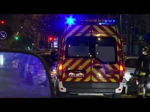 BFMTV: At least 60 dead in Paris attacks