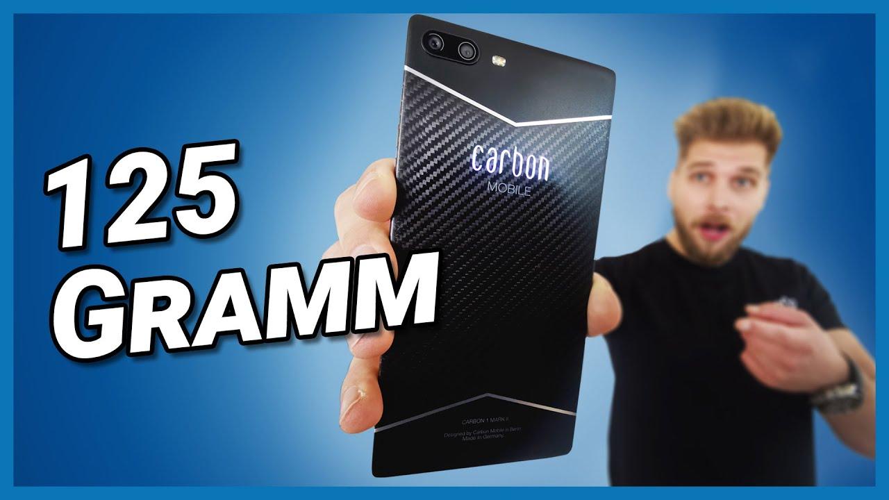 Das Leichteste Smartphone Der Welt Kommt Aus Deutschland Youtube