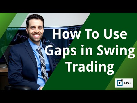 How to Use Gaps in Swing Trading