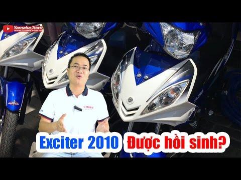 Yamaha Exciter 2010 ▶ Sắp được hồi sinh sản xuất???