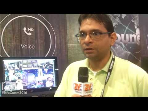 InfoComm 2016: Compunetix Presents Olympus Conferencing Solution