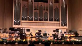 Sonata for Tuba and Percussions by RIccardo Panfili