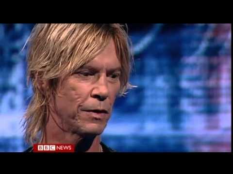 BBC HARDtalk Duff McKagan