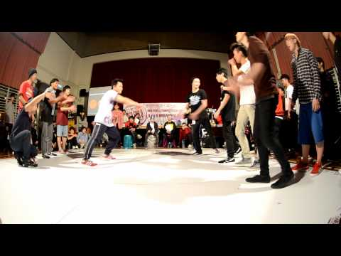 RED FOR YOU 2011|Semi-finals|TIE BREAK |SPARK vs STYLE PROJECT