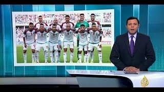 تقرير قناة الجزيرة بعد تأهل المنتخب المغربي إلى كأس العالم و الفوز على الكوت ديفوار
