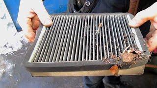 Как заменить фильтр салона ваз 2110 - 12. Пошаговая инструкция от АВТОпрактик.