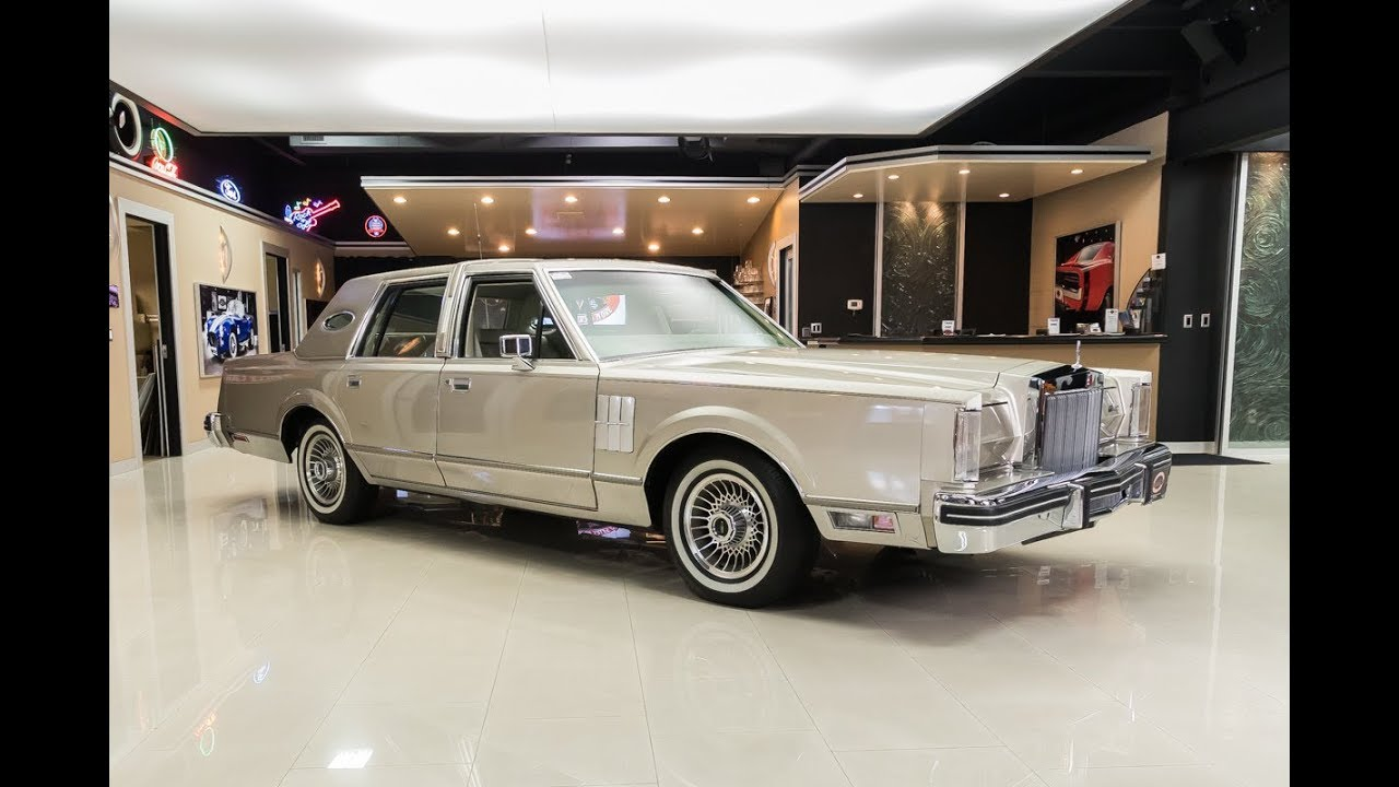 1980 lincoln continental for sale youtube. Black Bedroom Furniture Sets. Home Design Ideas