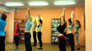 Академия танца Анатолия Полозенко – Обучение восточным танцам l 4