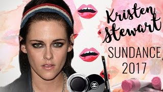 KRISTEN STEWART SUNDANCE TUTORIAL | Perfect Smokey Eye