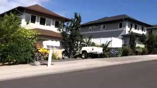 Kona Neighborhood Video Tour - Pualani Estates