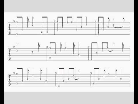 Guitar Lesson: Choices (These Words.... Must Be on Your Heart)