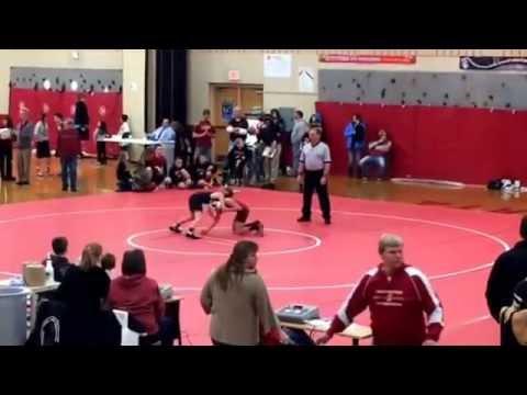Tomah Middle School Wrestling 11/17/2014