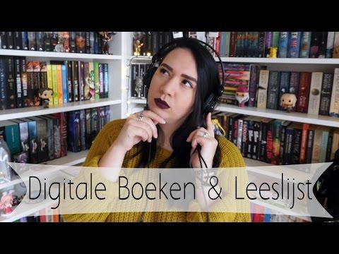 Luisterboek, E-book & Leeslijst || Boeken Praatjes