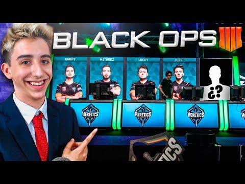 EL NUEVO TEAM HERETICS DE BLACK OPS 4