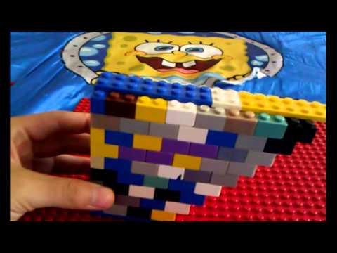 Lego M16 Instructions