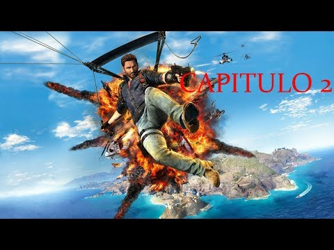 Just Cause 3 Capitulo 2 Una reacción terrible
