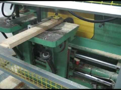 Scott & Sargeant - 11738 Used Pade Tenoner - Woodworking Machine