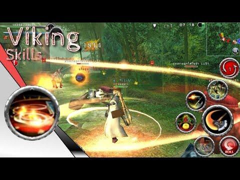 RPG Avabel Online : Viking Skills