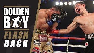 Golden Boy Flashback: Takashi Miura vs Mickey Roman (FULL FIGHT)