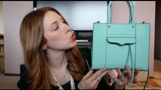 Rebecca Minkoff MAB Mini Tote Review Thumbnail