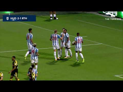 HIGHLIGHTS: Huddersfield Town 2-1 Rotherham United
