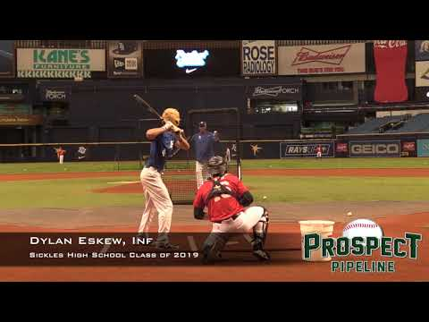 Dylan Eskew Prospect Video, Inf, Sickles High School Class of 2019