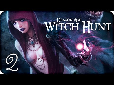 Прохождение Dragon Age: Origins: Охота на ведьм (Witch Hunt) #2