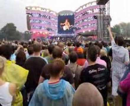 Rolling Stones Goffertpark Nijmegen a Bigger Bang 8-6-2007