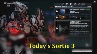 【Warframe】ソロ抹殺:物理攻撃耐性:Sergeant:Rhino【今日のソーティ3】 thumbnail