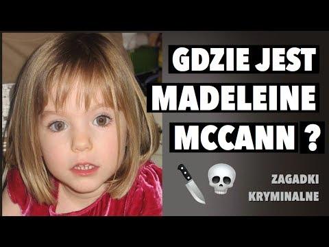 ZAGINIĘCIE MADELEINE MCCANN | Gdzie jest Madeleine? | 10. ROCZNICA ZAGINIĘCIA [ZAGADKI KRYMINALNE]