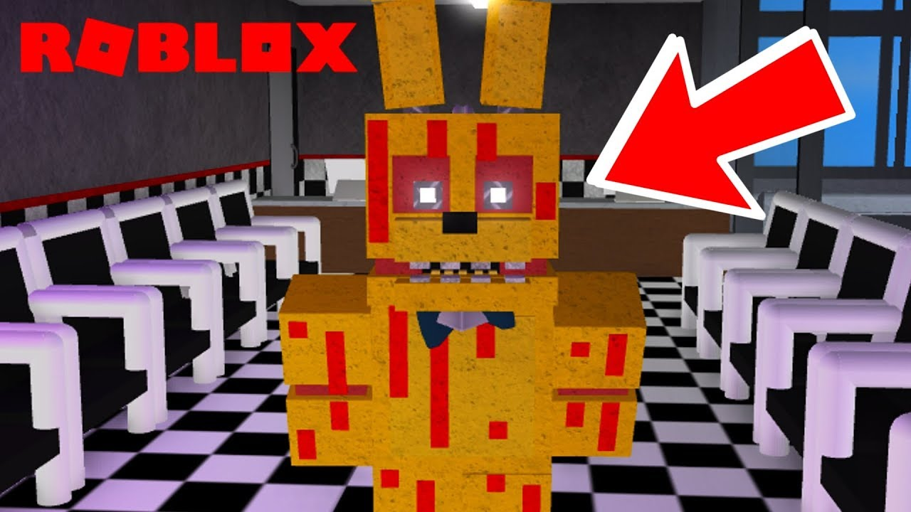 New Animatronics And Update In Roblox Fnaf Rp Youtube