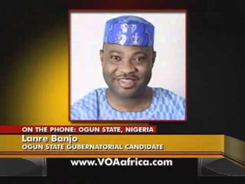 Lanre Banjo on Straight Talk Africa on Nigeria