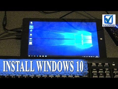 как установить Windows  с флешки - Сайт notebookremont!