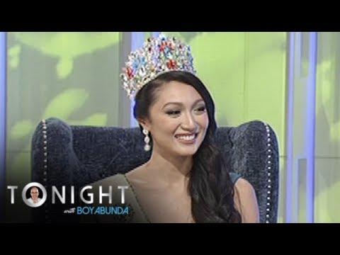 TWBA: Miss Philippines Earth 2017 Karen Ibasco shares her advocacy