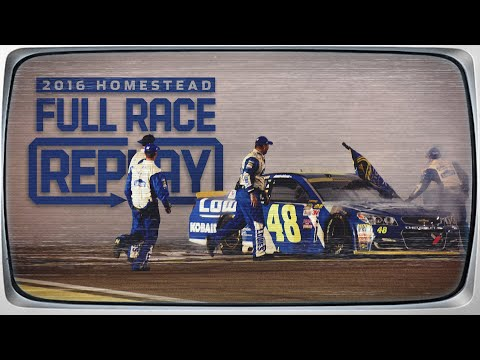 Classic Full NASCAR Race: Jimmie Johnson Claims Seventh Championship | Homestead-Miami Speedway