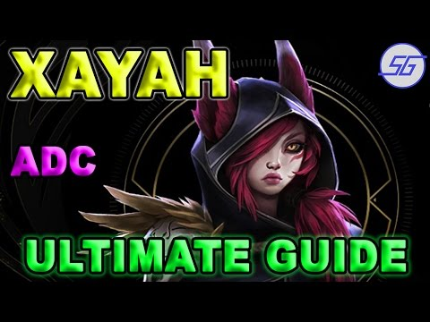 how to build on xayah