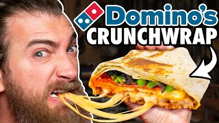 Will It Crunchwrap Supreme? Taste Test