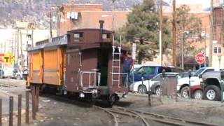 More Switching On The Durango And Silverton Railroad