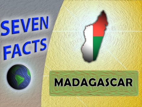 7 Facts about Madagascar